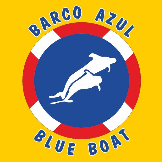 Bandera Barco Azul